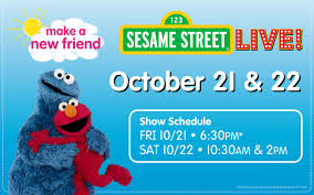 monster truck show bangor maine cross insurance center sesame street live