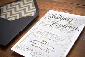 printing wedding programs 20 smashing exles of customized printed wedding invitations