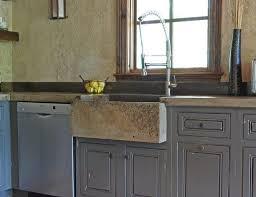 Custom Tuscan Kitchen Farm Sink By Michael Demay Company - Tuscan kitchen sinks