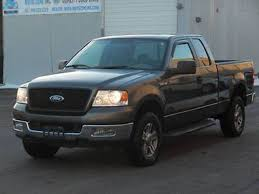 Ford F150 Truck 2005 - ford f 150 fx4 supercab 6 5 ft sb for sale used cars on