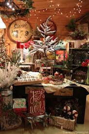christmas display our shop timeworn treasures danville pa