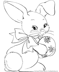 easter bunny baskets easter bunny coloring pages easter egg bunny honkingdonkey