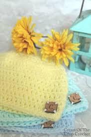 newborn pattern video front loop newborn hat crochet pattern video tutorial cream of the