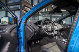 Ford Focus 1999 Interior Mountune Readying Upgrade Packages For Ford Focus Rs Automobile