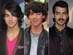hairstyles through the years joe jonas hairstyles through the years