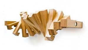 Wooden Design Wooden Book Shelf By Italian Designer Decor Advisor