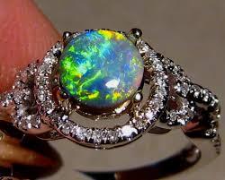 black opal engagement rings black opal wedding rings wedding rings wedding ideas and