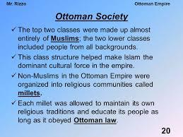 Ottoman Empire Laws Agenda 6 7 Finish Last Topic Ottoman Empire Go Dbq