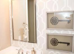 funky bathroom wallpaper ideas bathroom funky accent wall election 2017 org