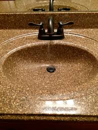 Solid Surface Bathroom Countertops by Solid Surface Countertops Solid Surface Panel Caesarstone