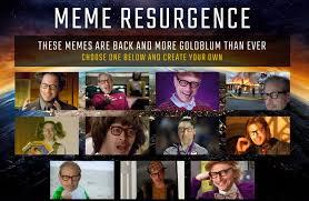 Jeff Goldblum Meme - jeff goldblum stars in meme resurgence the mary sue