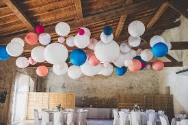 lanterne chinoise mariage un ciel de lions pour votre salle de mariage déco mariage