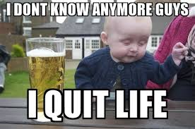 I Don T Know Meme - 20 funny memes to help you quit in style sayingimages com