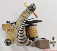 carbon steel tattoo machine gun shader retro style m354 us 8 99