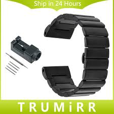 stainless steel buckle bracelet images 26mm stainless steel watch band link remover for diesel men jpg