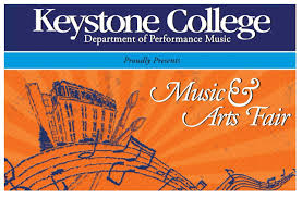 music and arts fair keystone college