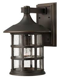 Craftsman Style Outdoor Lighting by