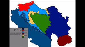 Yugoslavia Map History Of Yugoslavia Youtube