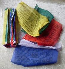 Prayer Flags Diy Fair Trade Nepalese Tibetan Buddhist Wind Horses Cotton Prayer