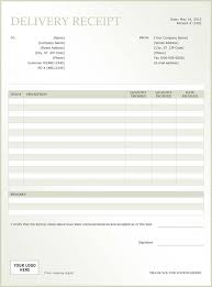 printable bill receipt basic bill receipt template exle delivery printable proof of form