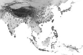 Central And Northern Asia Map by Fatal Landslides In Asia An Updated Map The Landslide Blog