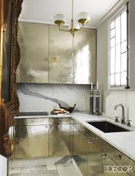 Mixing Silver And Gold Home Decor by Interior Design Trends 2016 Decorating With Metallics