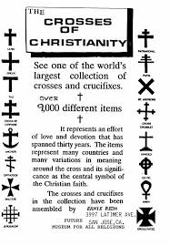 the sign of the cross br a pagan symbol br br