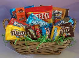 snack basket platinum package