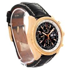 breitling bentley back breitling bentley continental gt rose gold limited edition watch