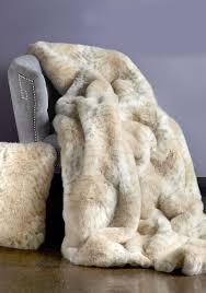 Faux Fur King Size Blanket Interior Luxury Faux Fur Blanket With Mink Faux Fur Throw Blanket