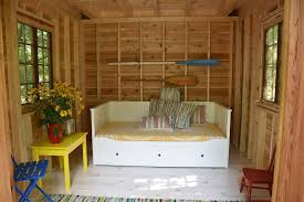 interior garden cottage f one level with loft magnificent small the bala bunkie one of our cabin kits summerwood