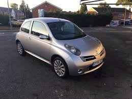 nissan micra for sale gumtree nissan micra 160 sr cheapest sport version around ex con