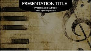 music powerpoint template 10529 free powerpoint music