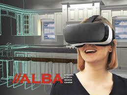 Kitchen Design Center Virtual Reality Kitchen Design Alba Kitchen Design Center