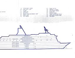 100 carnival conquest floor plan deck plans carnival
