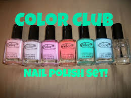 an amazing find color club alter ego nail polish set youtube