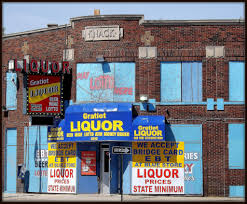 Liquor Signs by Knack Building Gratiot Avenue A Profusion Of Signs For A U2026 Flickr