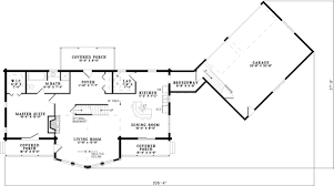 garage house floor plans house plans with rear entry garage