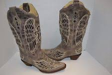 womens cowboy boots size 11 corral womens cowboy boots size 11 ebay