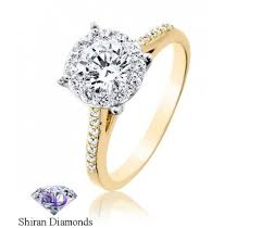 yellow gold diamond rings d vs 1 50 carat certified diamond engagement solitaire