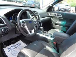 Ford Explorer Interior Dimensions - used one owner 2014 ford explorer sport roselle il friendly ford
