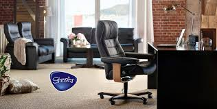 Ekornes Stressless Office Furniture  Pinehurst  Southern Pines