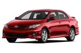 2013 toyota corolla overview cars com