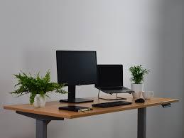 H Enverstellbare Schreibtische Elektrisch Höhenverstellbarer Schreibtisch Inklusive Bonus