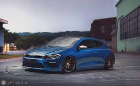 volkswagen scirocco r modified vw scirocco tuning pictures