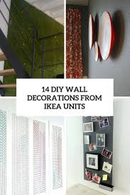 wall decoration ideas Archives Shelterness