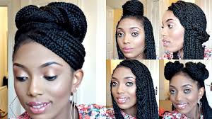 hairstyles for box braids 2015 updo hairstyles for box braids top trendy box braids hairstyles