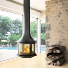 jc bordelet lea 998 suspended wood burning stove fireplace products