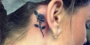 imagenes tatuajes cuello 30 tatuajes femeninos para tu cuello