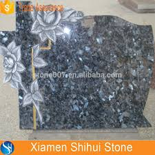 blue pearl granite headstone blue pearl granite headstone